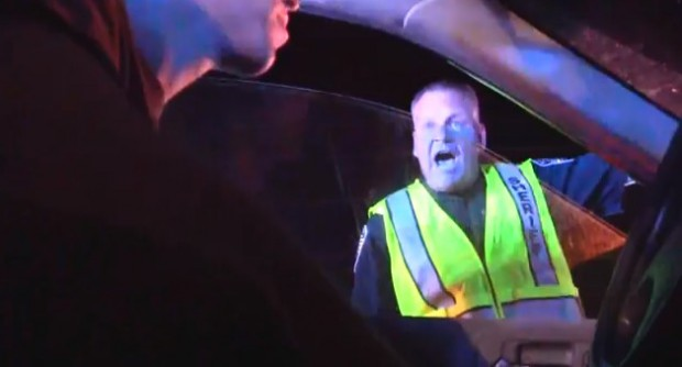 'MY BLOOD BOILED': 4TH OF JULY DUI CHECKPOINT VIDEO